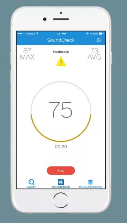 decibel and app levels measure download