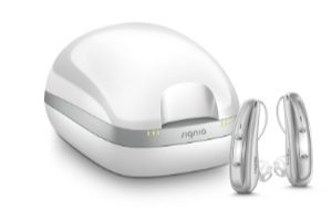 Pure Charge Go-X Rechargeable Hearing Aids